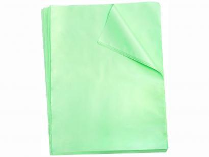 Saco Plástico 24x33cm DAC Breeze - 5083-50 Verde 50 Unidades