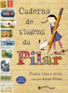 Caderno de viagens da Pilar -