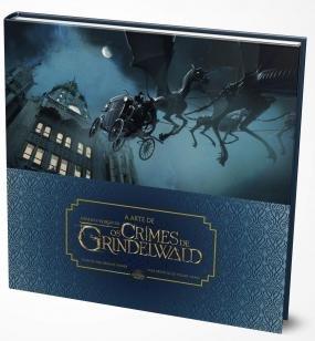 Arte de animais fantásticos - Os crimes de Grindelwald