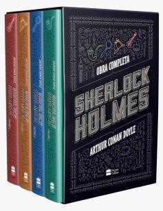 Boxe Sherlock Holmes
