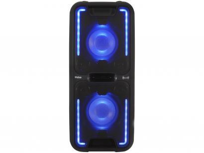 Caixa de Som Philco PCX5501N Effects Bluetooth - Passiva 250W USB