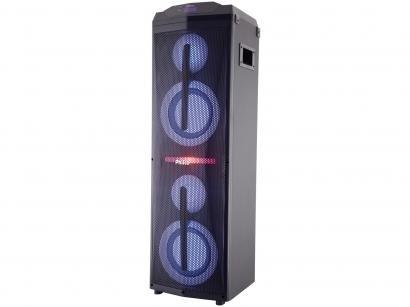 Caixa de Som Philco PCX17000 Bluetooth - Passiva 1500W USB com Tweeter