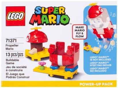 LEGO Super Mario Pacote Power Up Mario de Hélice - 13 Peça 71371