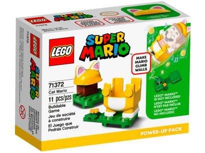 LEGO Pacote Power-Up Mario Gato 11 Peças - 71372
