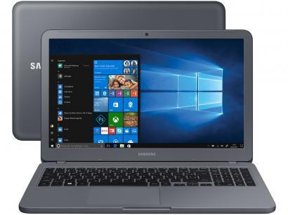 """Notebook Samsung Expert X20 Intel Core i5 4GB - 1TB 15,6"""" Full HD Windows 10"""