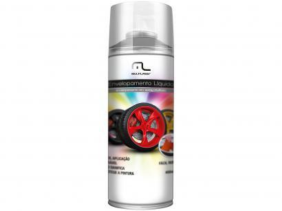Spray Envelopamento Multilaser AU423 Prata - 400ml