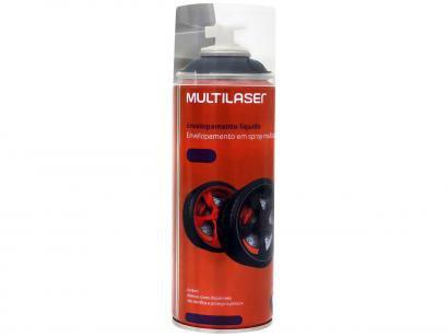 Spray Envelopamento Multilaser AU429 Grafite - 400ml