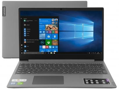 "Notebook Lenovo Ideapad S145-15IWL Intel Core i5 - 8GB 1TB 15,6"" Placa de Vídeo..."