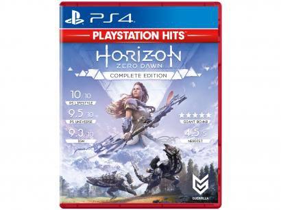 Horizon Zero Dawn: Complete Edition para PS4 - Guerilla Games