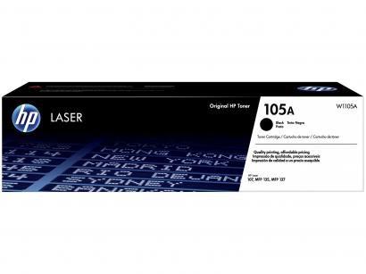 Toner HP 105A - Preto