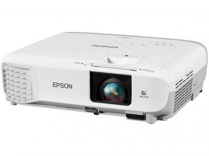 Projetor Epson Powerlite X39 XGA 1024x768 - 3500 Lumens 3LCD HDMI USB