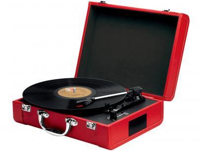 Vitrola Goldship Nostalgic Disco CXR-1502 - Bluetooth