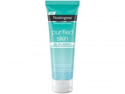 Sabonete em Gel Facial Neutrogena - Purified Skin 80g