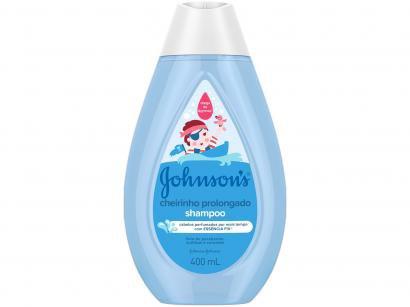 Shampoo Infantil Johnson?s Baby Toddler - Cheirinho Prolongado 400ml