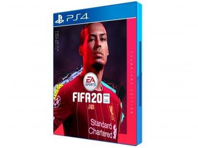 Fifa 20 Edição dos Campeões para PS4 - EA