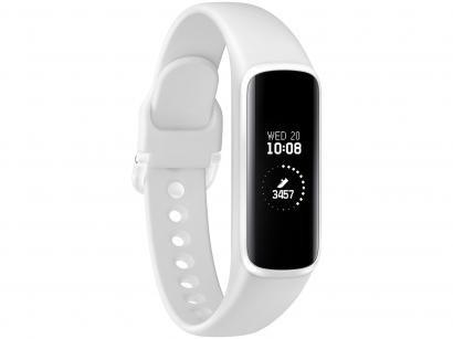 Smartband Samsung Galaxy Fit e - Branca
