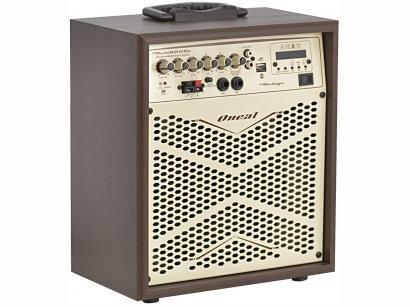 Caixa Amplificada Multiuso Oneal OCM-4006B Vintage - 16W