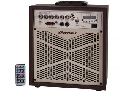 Caixa Amplificada Multiuso Oneal OCM-4008B Vintage - 16W