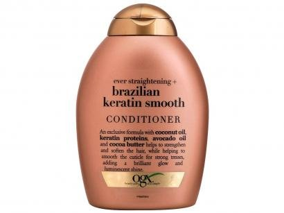 Condicionador Ogx Brazilian Keratin Smooth - 385ml