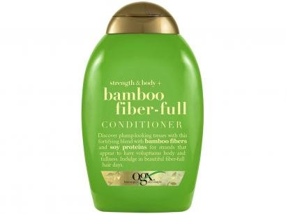 Condicionador Ogx Bamboo Fiber Full - 385ml