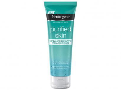 Gel Esfoliante Facial Neutrogena Purified Skin - 100g