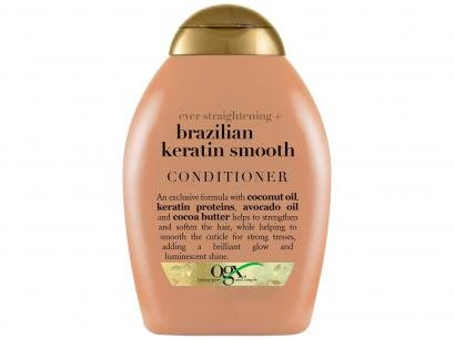 Condicionador OGX Brazilian Keratin 250ml