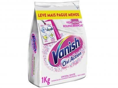 Tira Manchas Vanish Oxi Action Crystal White - Refil 1Kg