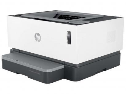 Impressora Hp Neverstop 1000A Tanque de Toner - Preto e Branco