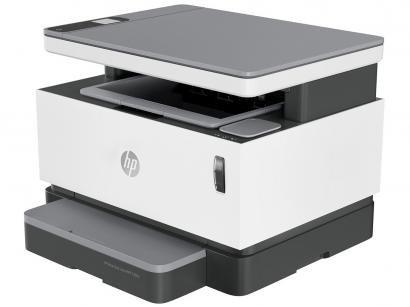 Impressora Multifuncional HP Neverstop - 1200A Laser Preto e Branco