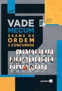 Vade Mecum Exame de Ordem e concursos - 1ª edição
