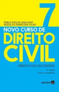 Novo curso de Direito Civil : Direito das sucessõe -