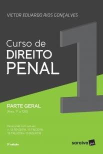 Curso de direito penal : Parte geral : Arts. 1º a -