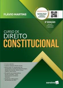Curso de direito constitucional - 3ª edição de 201 -