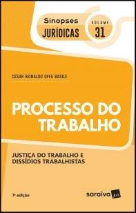 Sinopses jurídicas : Processo do trabalho - 7ª edi