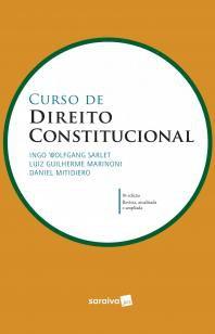 Curso de Direito Constitucional - 8ª edição de 201 -