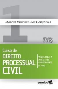 Novo curso de direito processual civil - 16ª ediçã -