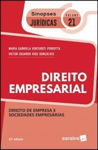Direito empresarial - 11ª edição de 2019 - Direito de empresa e sociedades empresárias