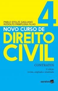 Novo curso de direito civil : Contratos - 2ª ediçã -