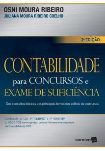 Contabilidade para concursos e exame de suficiênci - Dos conceitos básicos aos principais temas dos edi