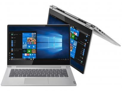 Notebook 2 em 1 Lenovo Ideapad C340-14IWL - Intel Core i7 8GB SSD 256GB Touch...