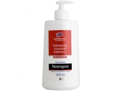 Creme Hidratante Corporal Neutrogena - Norwegian Fórmula 500ml