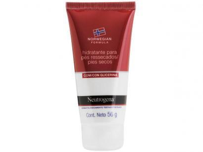 Creme Hidratante para os Pés Neutrogena - Norwegian Fórmula 56g