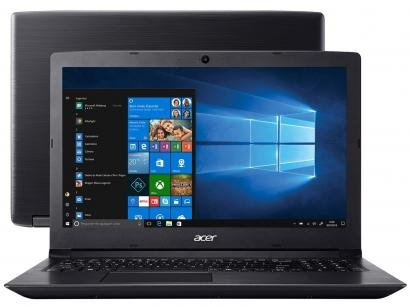 "Notebook Acer Aspire 3 A315-53-333H Intel Core i3 - 4GB 1TB 15,6"" Windows 10..."