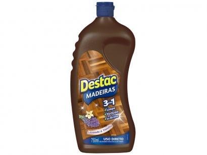 Limpa Piso Destac Madeiras - 750ml