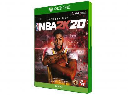 NBA 2K20 para Xbox One - 2K Games