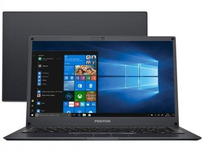"Notebook Positivo Motion Q232B Intel Atom - Quad Core 2GB 32GB 14"" Windows 10"