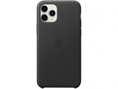 Capinha de Celular Couro para iPhone 11 Pro - Apple