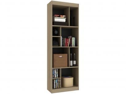 Estante para Livros 10 Nichos Hecol Móveis - Home Office HO-2927