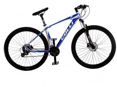 Bicicleta Aro 29 Mountain Bike Colli F11 - Freio a Disco 24 Marchas Câmbio Shimano
