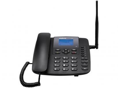Telefone Rural Intelbras 3G com Internet - CF 6031